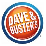 logo for dave and buster's