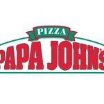 logo for papa john's