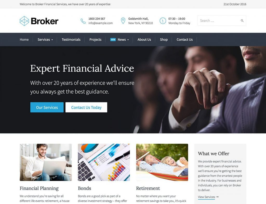 When To Trust An Online Website For Financial Advice