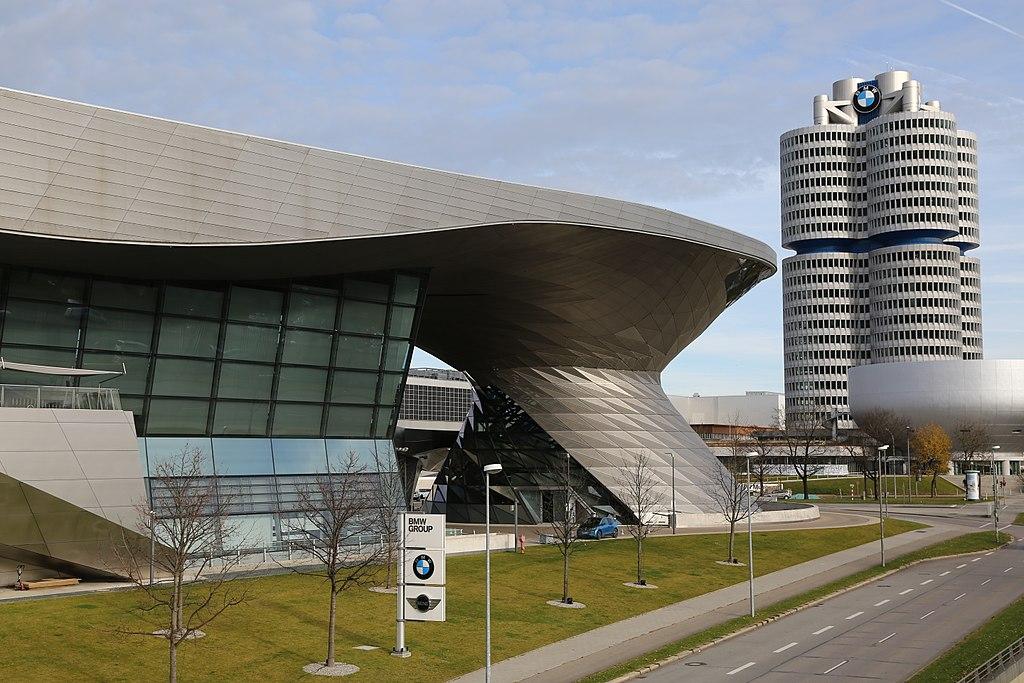 BMW corporate headquarters