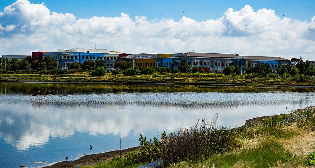 Facebook US corporate headquarters
