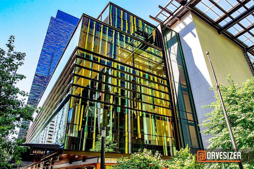 Amazon corporate headquarters, Seattle, Washington