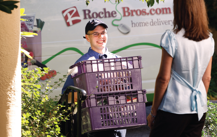 Roche Bros Home Delivery